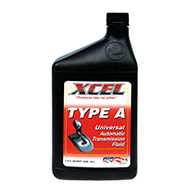 XCEL Type A Transmission Fluid