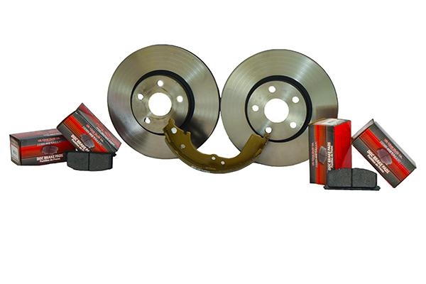 Brakes & Disc Pads
